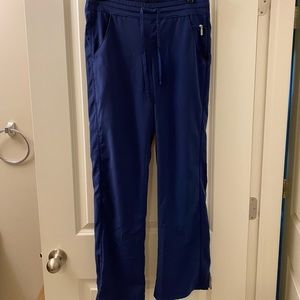 Blue navy work pants